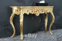 Console Murale or Antique Buffet Lot Console XL Wandkommode 130x75cm