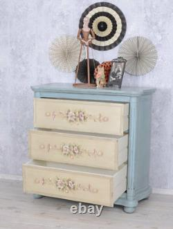 Shabby Chic Commode Marie Antoinette Rococo Antique Style